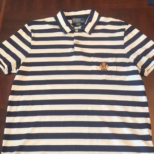 Polo Ralph Lauren Striped Short Sleeve Shirt